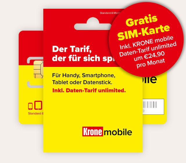 Startset mit Daten-Tarif Unlimited