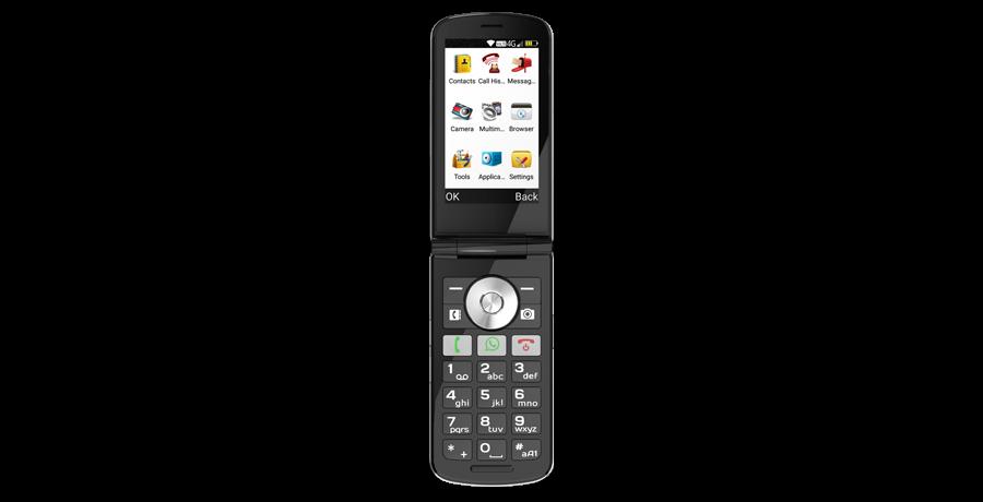 Emporia TouchSmart in schwarz